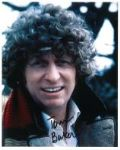 Tom Baker (Doctor Who) - Genuine Signed Autograph 6966